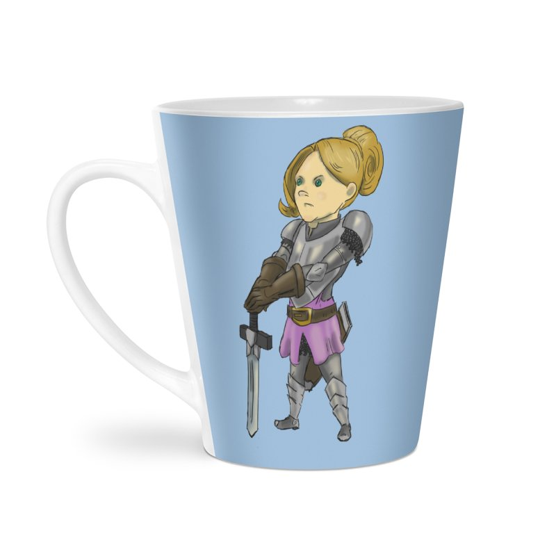 Knight Class Accessories Mug by DoomBotics's Artist Shop