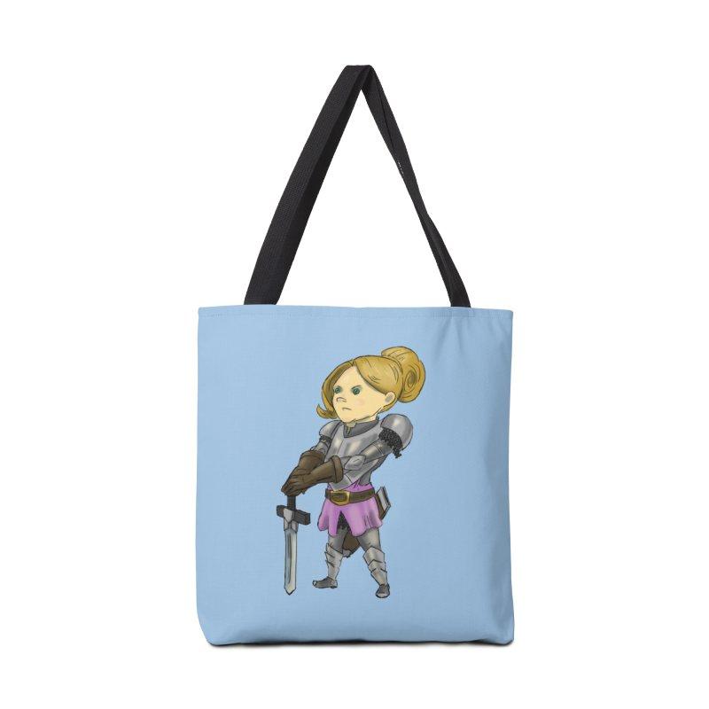 Knight Class Accessories Bag by DoomBotics's Artist Shop