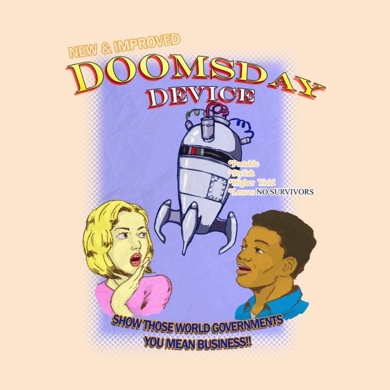 Doomsday Device by doombotics's Artist Shop