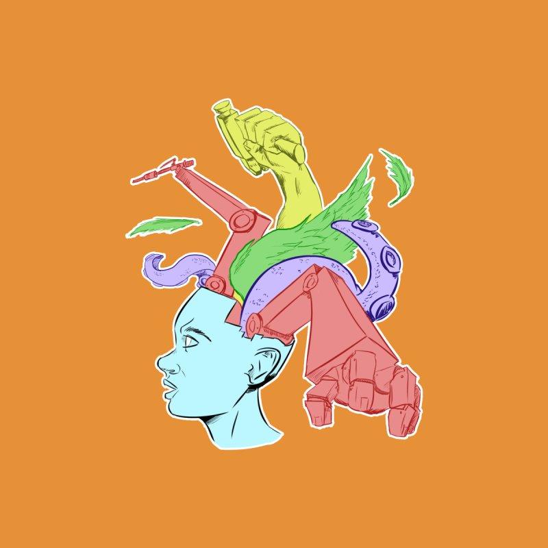 Creative Minds by doombotics's Artist Shop