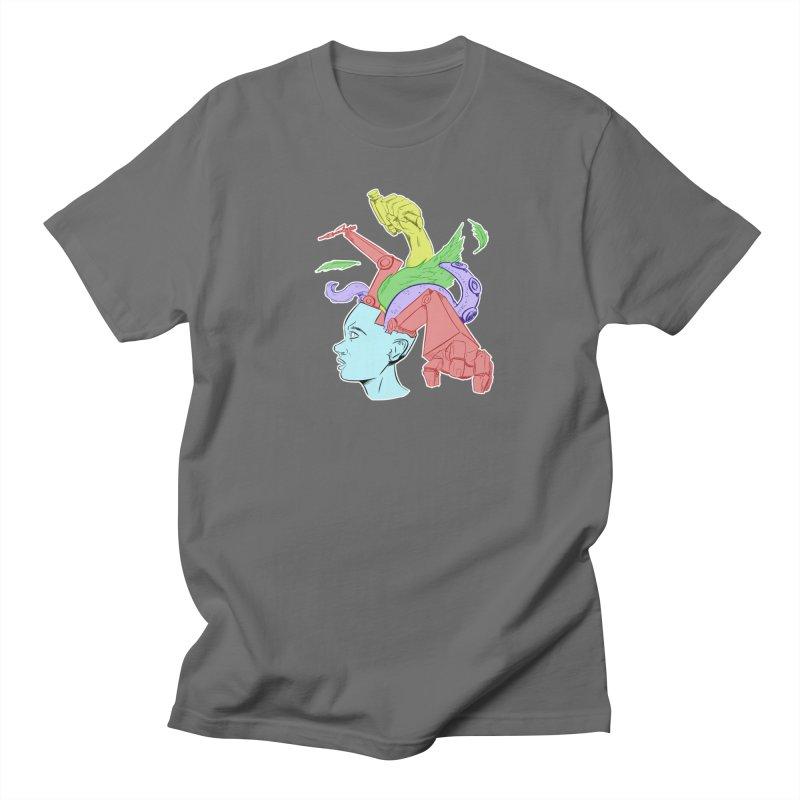 Creative Minds Men's T-Shirt by DoomBotics's Artist Shop