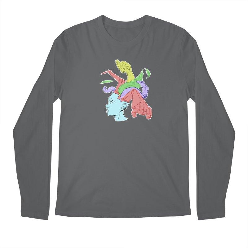 Creative Minds Men's Longsleeve T-Shirt by DoomBotics's Artist Shop