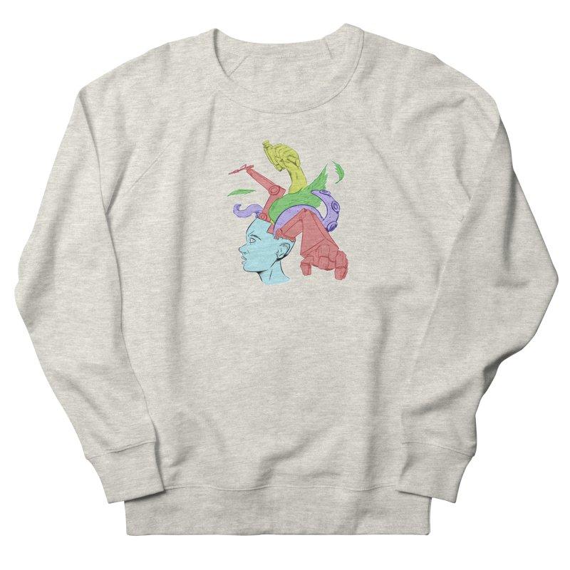 Creative Minds Men's Sweatshirt by DoomBotics's Artist Shop