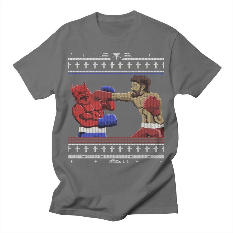 Christmas Sweater Men's T-Shirt by DoomBotics's Artist Shop