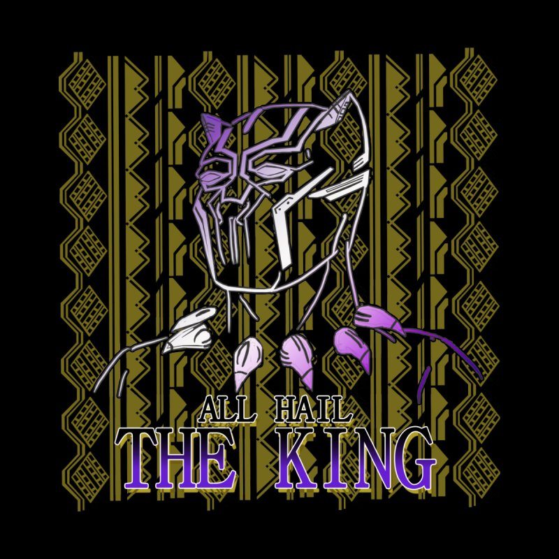 All Hail the King Remix Men's T-Shirt by DoomBotics's Artist Shop
