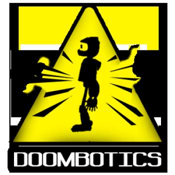 DoomBotics's Artist Shop Logo