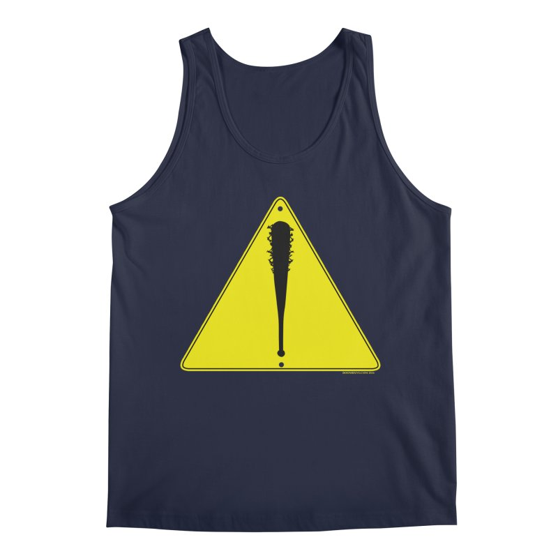 Caution Ahead Men's Tank by doombxny's Artist Shop