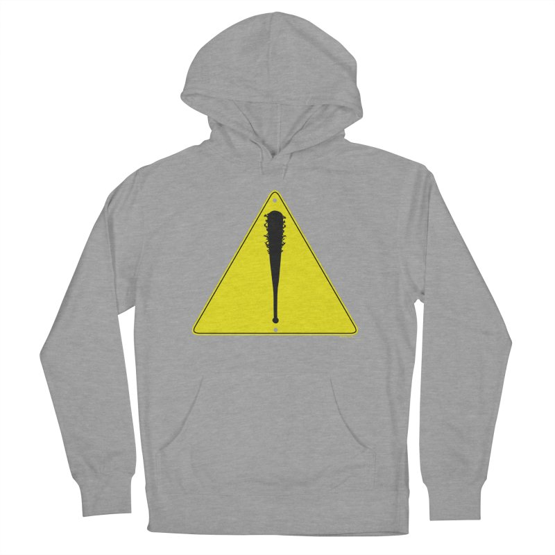 Caution Ahead Women's Pullover Hoody by doombxny's Artist Shop