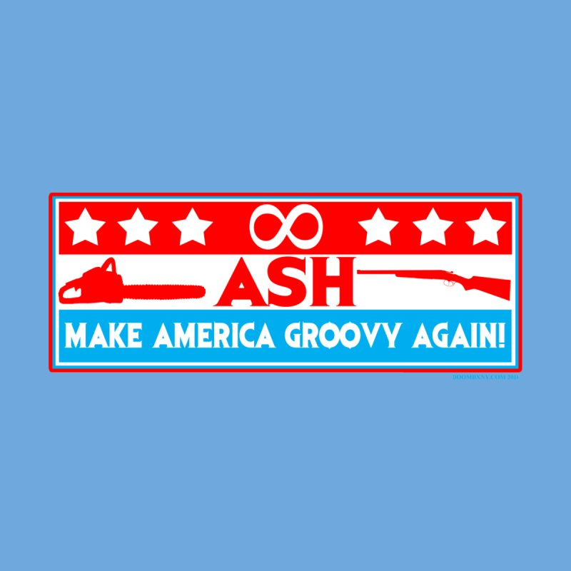 Make America Groovy Again Kids Baby T-Shirt by doombxny's Artist Shop