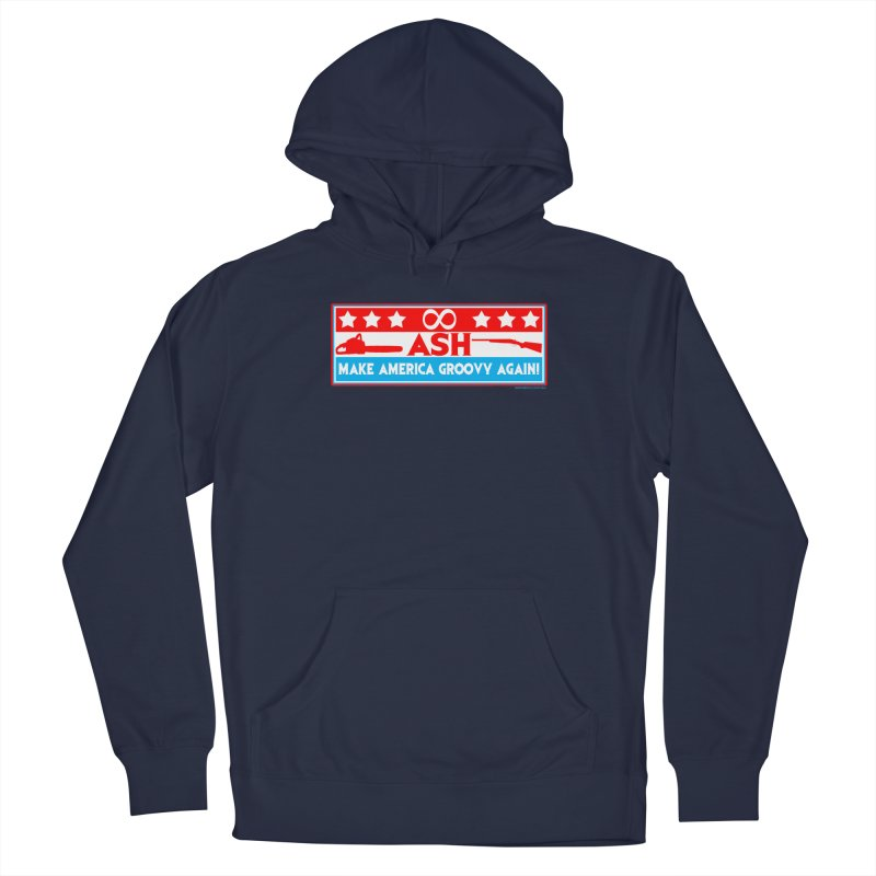 Make America Groovy Again Men's Pullover Hoody by doombxny's Artist Shop