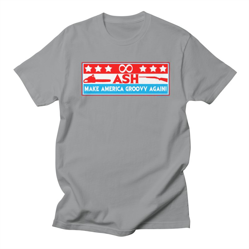 Make America Groovy Again Men's T-Shirt by doombxny's Artist Shop