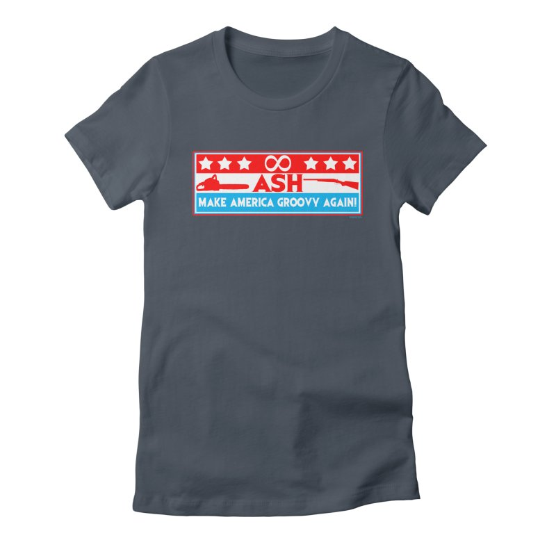 Make America Groovy Again Women's T-Shirt by doombxny's Artist Shop