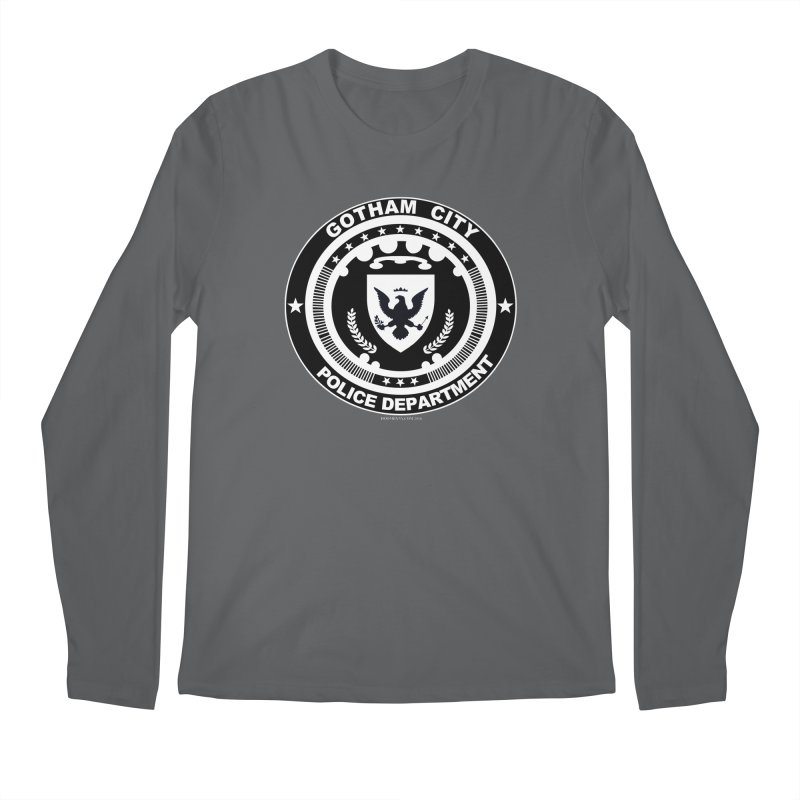 Gotham PD Men's Longsleeve T-Shirt by doombxny's Artist Shop