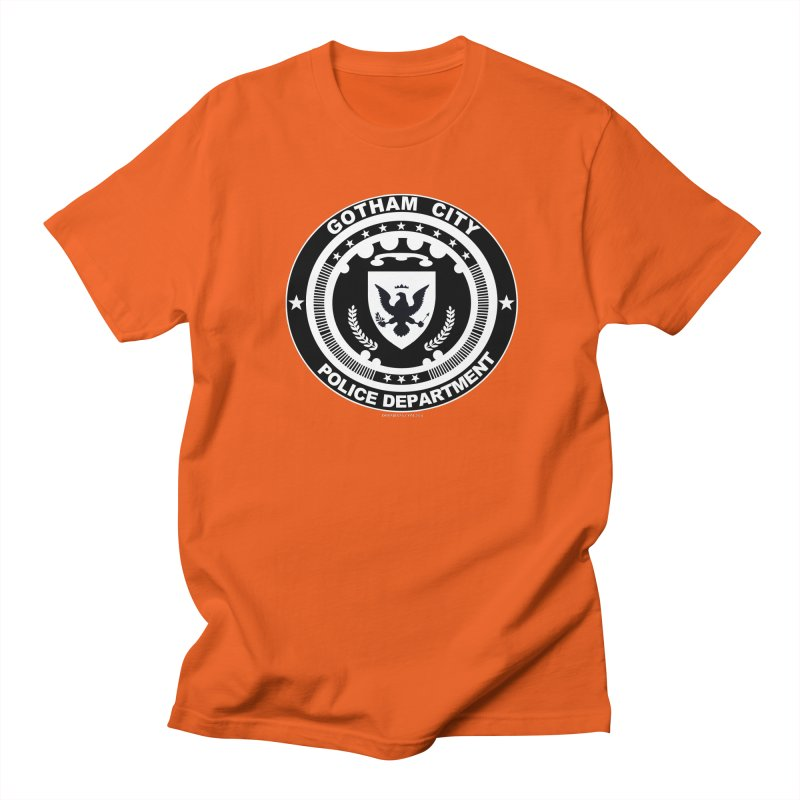 Gotham PD Men's T-Shirt by doombxny's Artist Shop