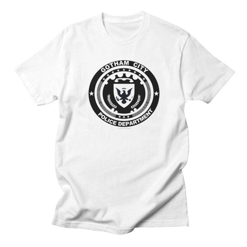 Gotham PD Men's T-Shirt by doombxny's Artist Shop