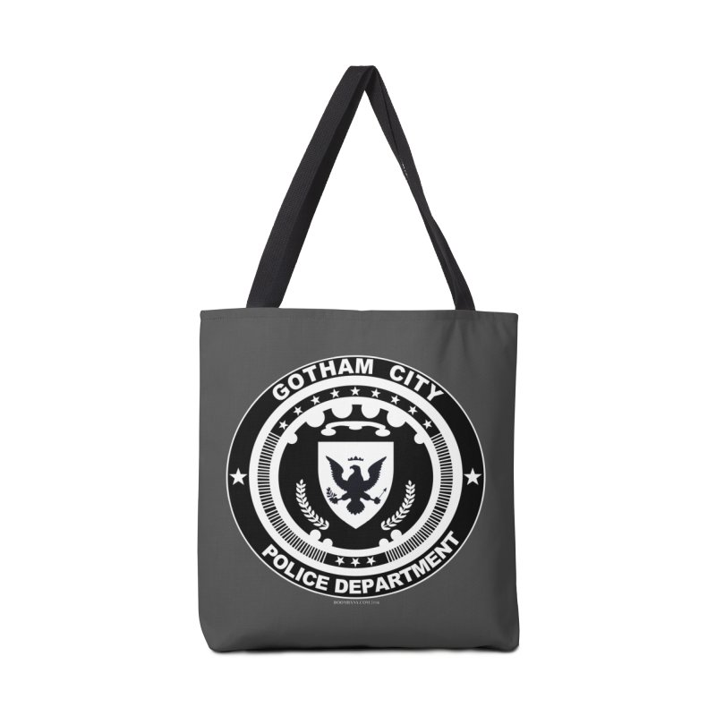 Gotham PD Accessories Tote Bag Bag by doombxny's Artist Shop