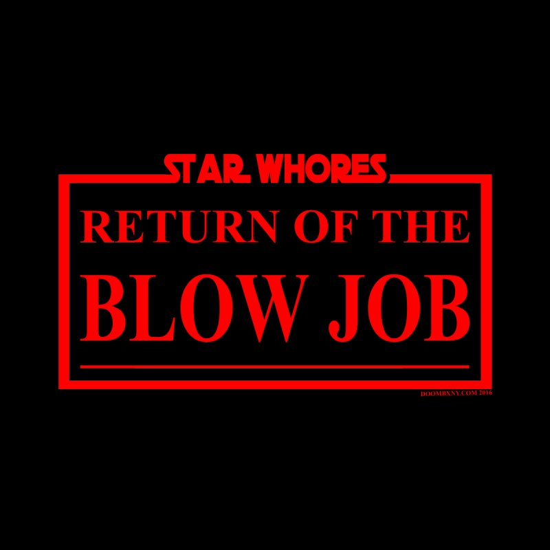 Return of the blow job Men's V-Neck by doombxny's Artist Shop