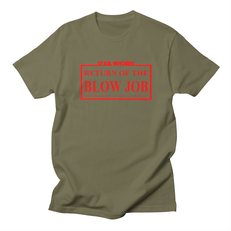 Return of the blow job Men's T-Shirt by doombxny's Artist Shop
