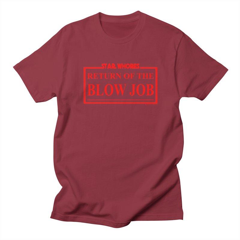 Return of the blow job Men's T-Shirt by doombxny's Artist Shop