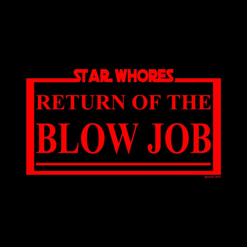 Return of the blow job Women's Fitted T-Shirt by doombxny's Artist Shop