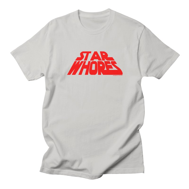 Star Whores Men's T-Shirt by doombxny's Artist Shop