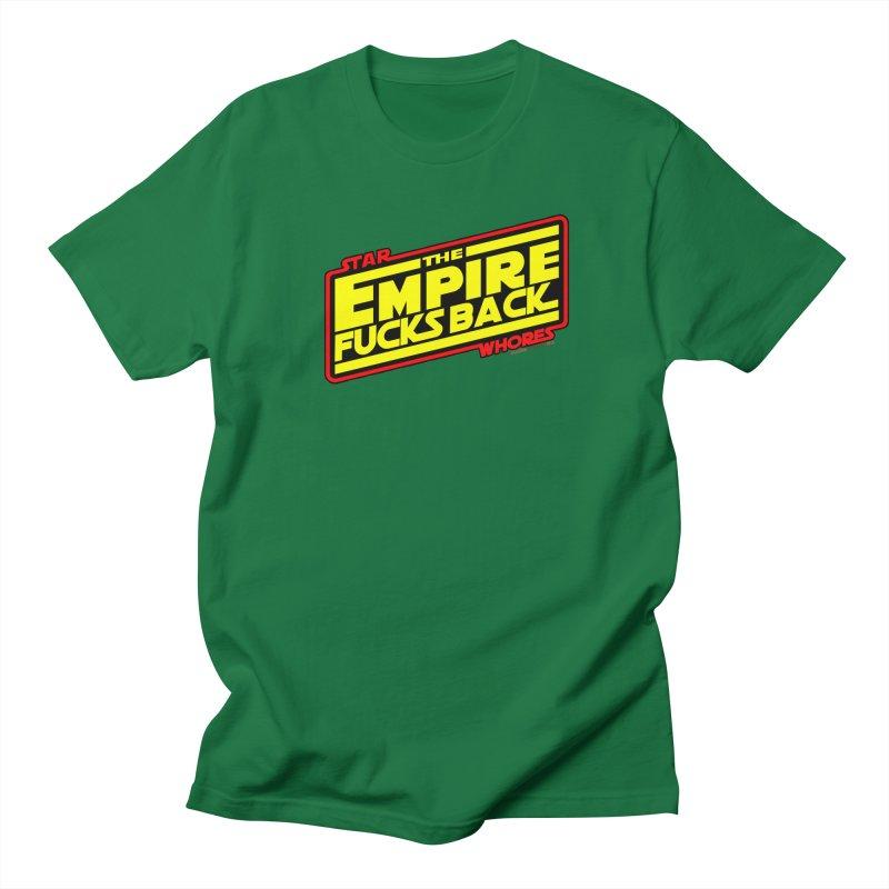 The empire fucks back Men's T-Shirt by doombxny's Artist Shop