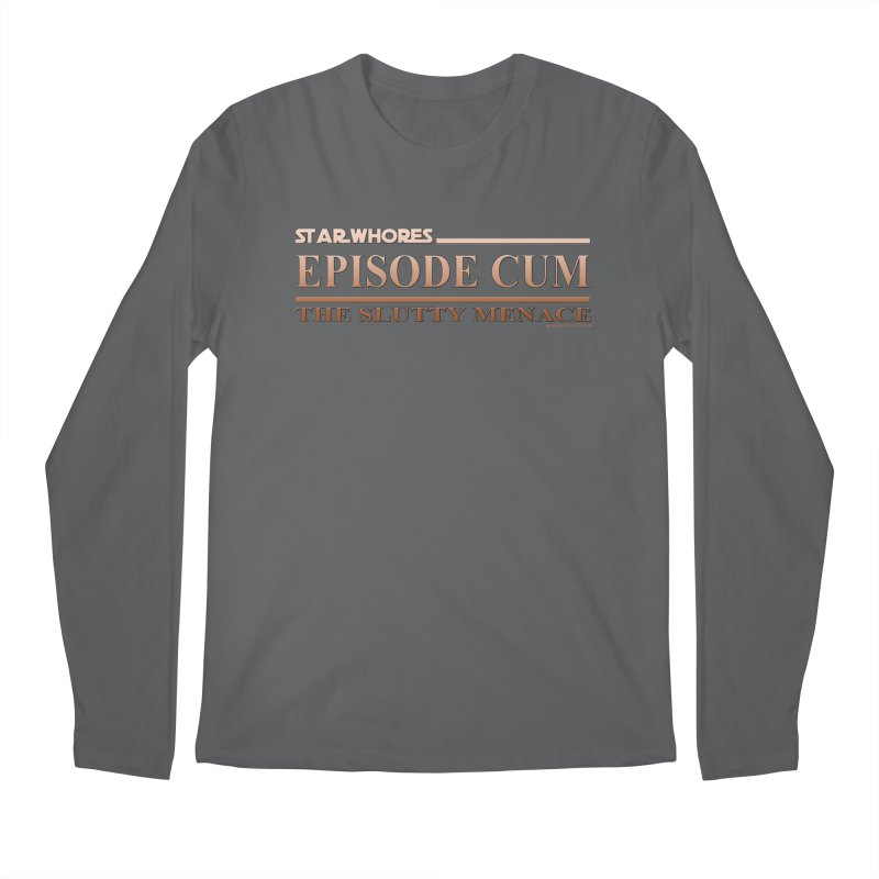 Episode Cum Men's Longsleeve T-Shirt by doombxny's Artist Shop