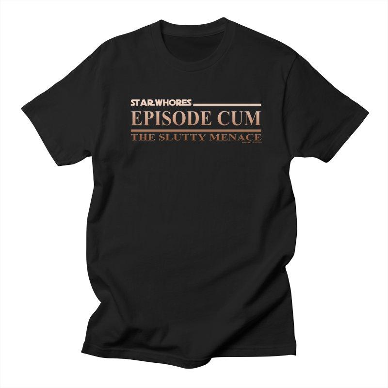 Episode Cum Men's T-Shirt by doombxny's Artist Shop