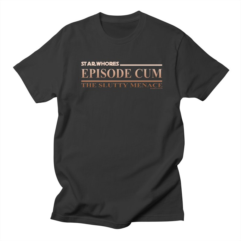 Episode Cum Men's T-Shirt by doombxny's Artist Shop