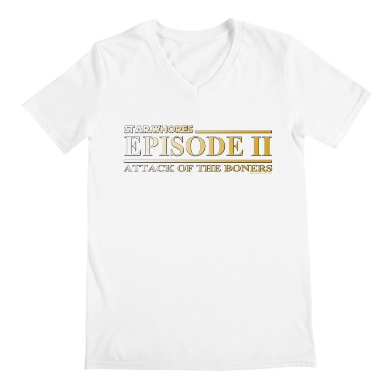 Episode 2 Men's V-Neck by doombxny's Artist Shop