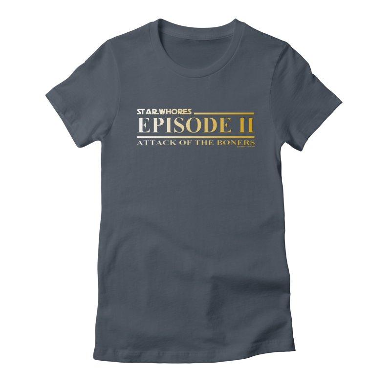 Episode 2 Women's T-Shirt by doombxny's Artist Shop