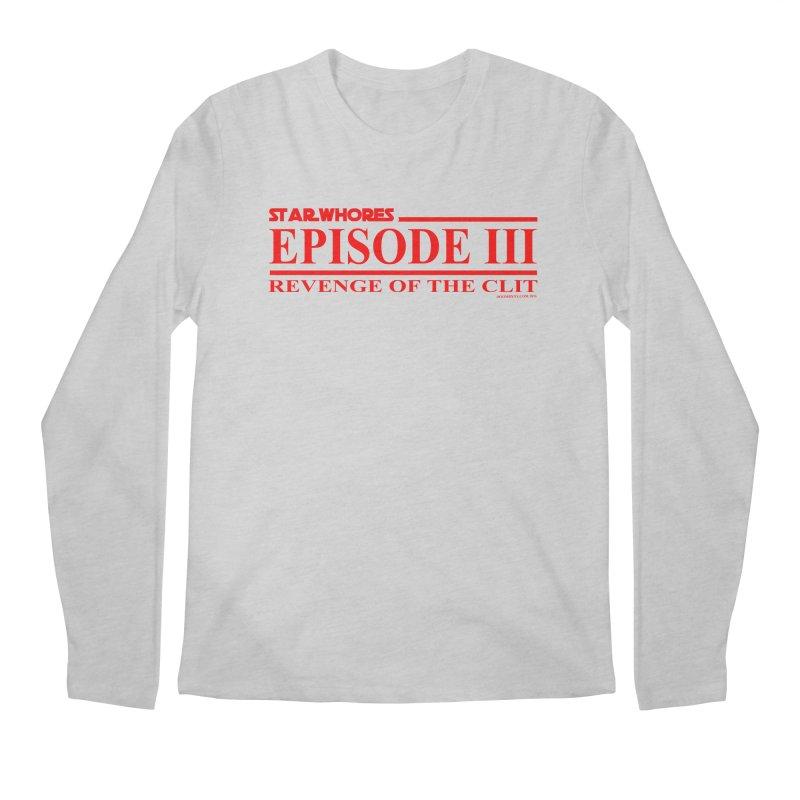 Episode 3 Men's Longsleeve T-Shirt by doombxny's Artist Shop
