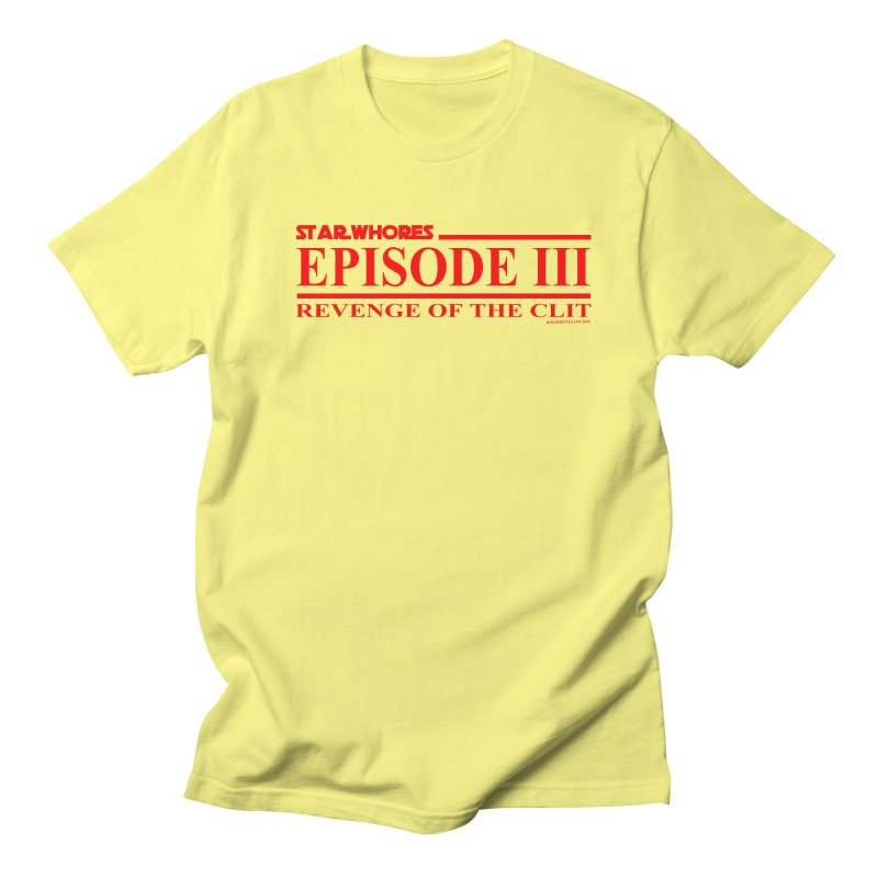 Episode 3 Men's T-Shirt by doombxny's Artist Shop