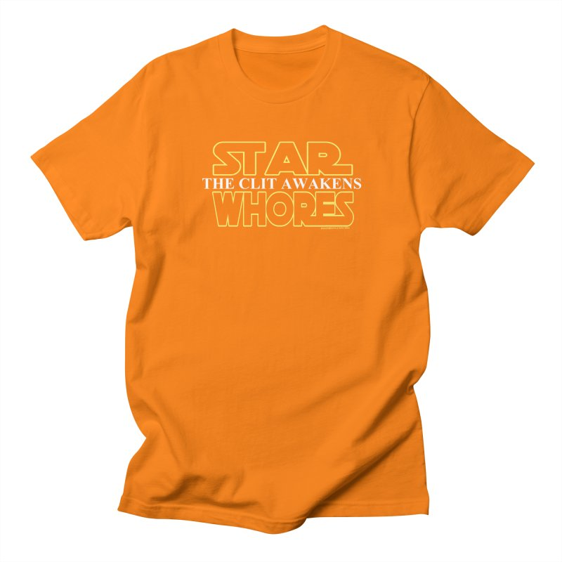 Star whores the clit awakens  Men's T-Shirt by doombxny's Artist Shop