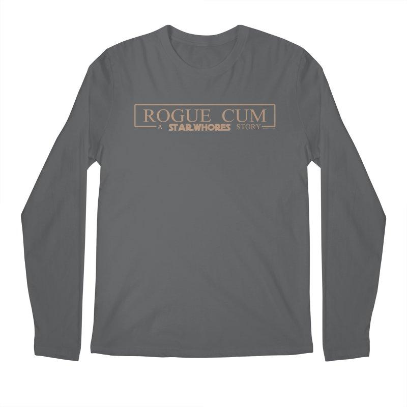 Rogue Cum Men's Longsleeve T-Shirt by doombxny's Artist Shop