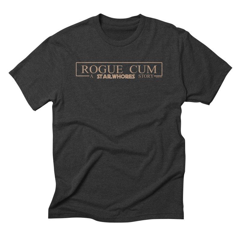 Rogue Cum Men's Triblend T-shirt by doombxny's Artist Shop
