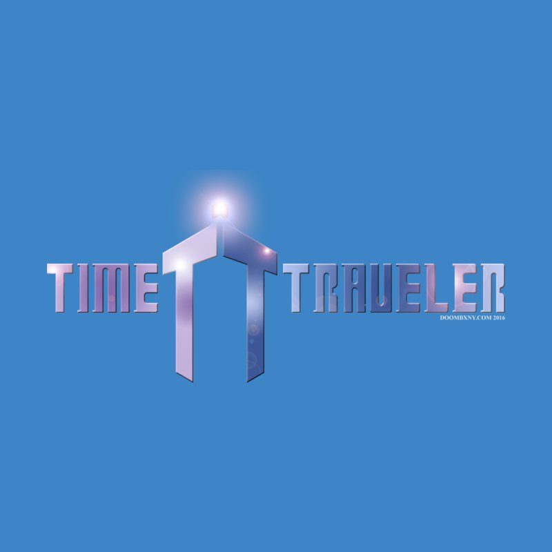 Time Traveler Kids Longsleeve T-Shirt by doombxny's Artist Shop