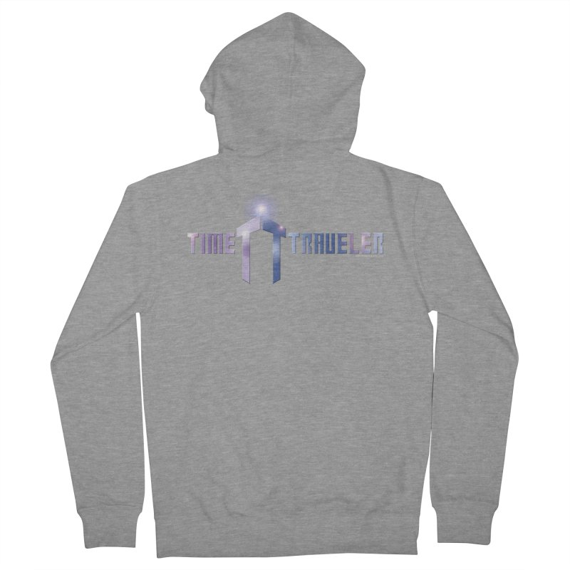 Time Traveler Women's Zip-Up Hoody by doombxny's Artist Shop