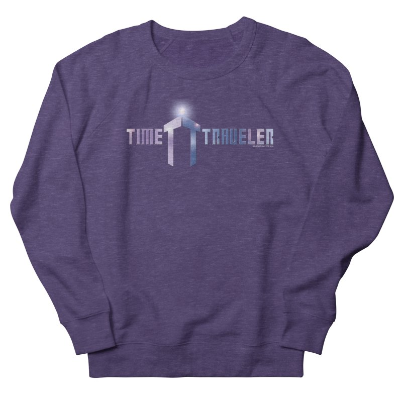Time Traveler Men's Sweatshirt by doombxny's Artist Shop