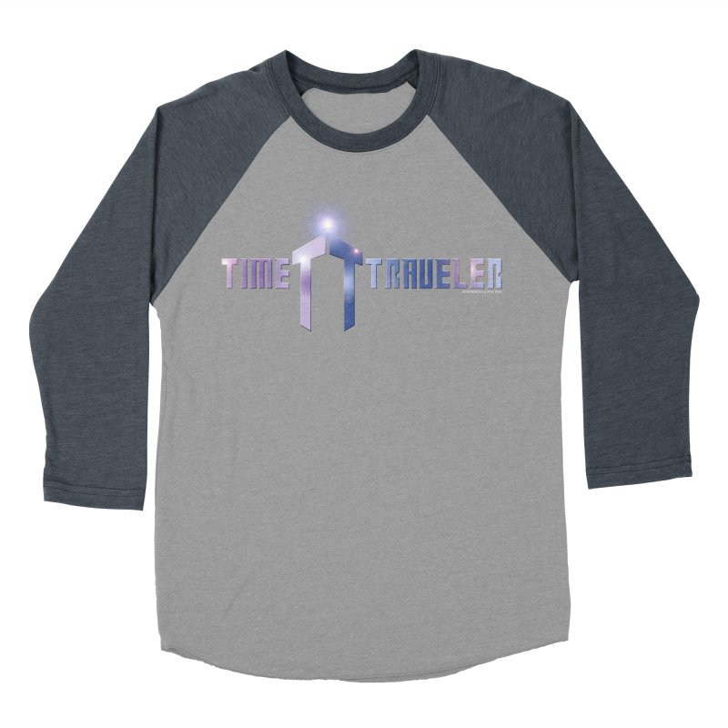 Time Traveler Men's Baseball Triblend T-Shirt by doombxny's Artist Shop
