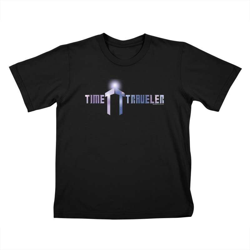 Time Traveler Kids T-Shirt by doombxny's Artist Shop