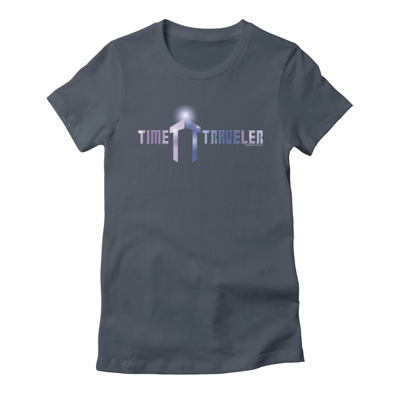 Time Traveler Women's Fitted T-Shirt by doombxny's Artist Shop