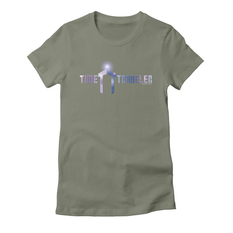 Time Traveler Women's T-Shirt by doombxny's Artist Shop