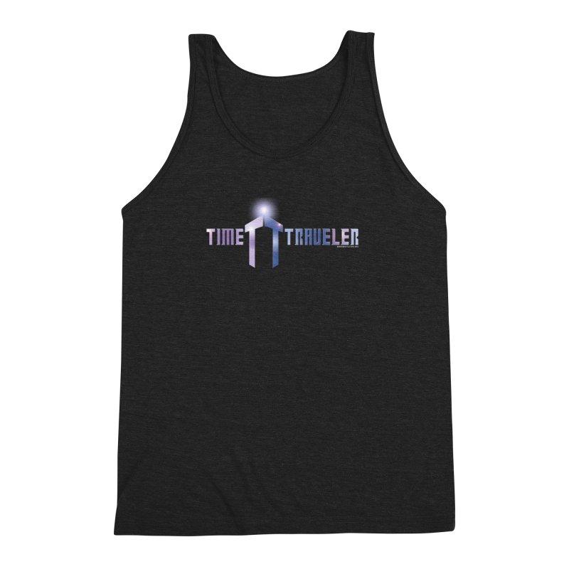 Time Traveler Men's Triblend Tank by doombxny's Artist Shop