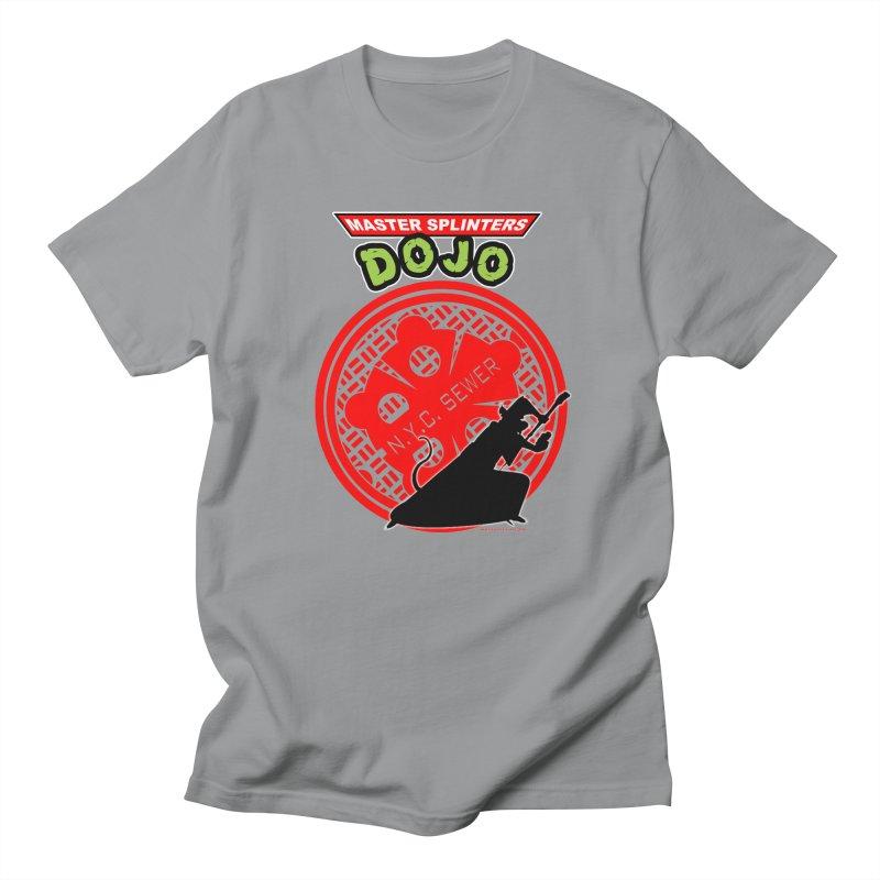Master Splinters Dojo Men's T-Shirt by doombxny's Artist Shop