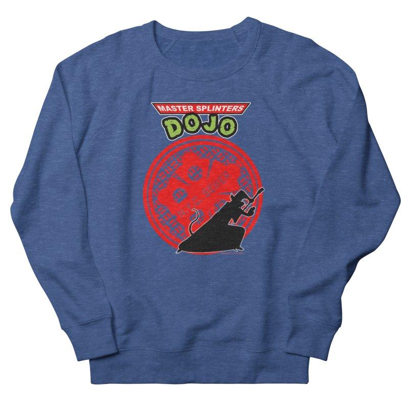 Master Splinters Dojo Men's Sweatshirt by doombxny's Artist Shop