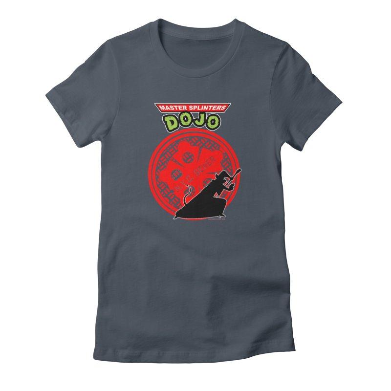 Master Splinters Dojo Women's T-Shirt by doombxny's Artist Shop