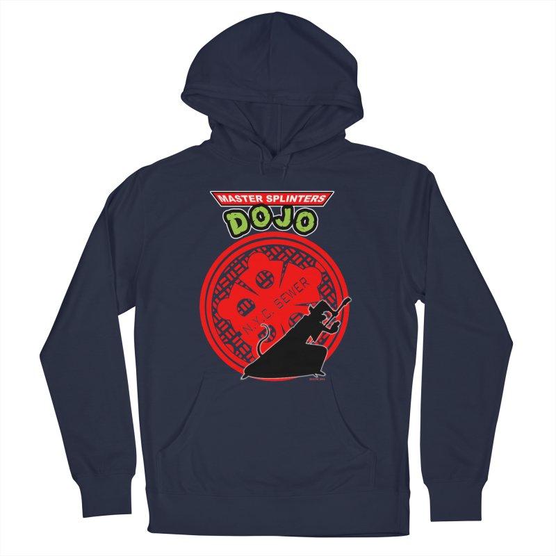 Master Splinters Dojo Men's Pullover Hoody by doombxny's Artist Shop