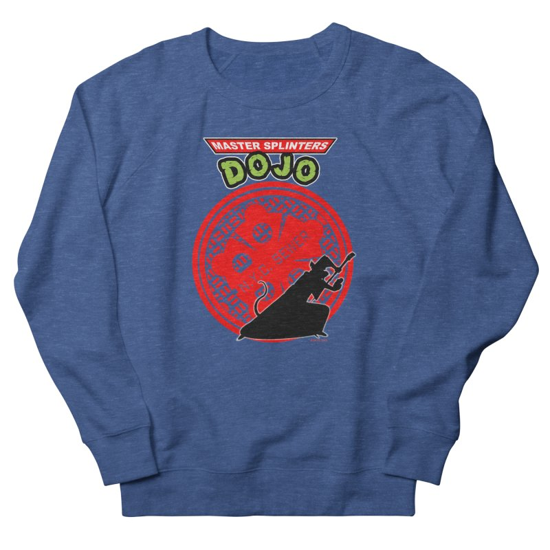 Master Splinters Dojo Men's Sweatshirt by doombxny's Artist Shop