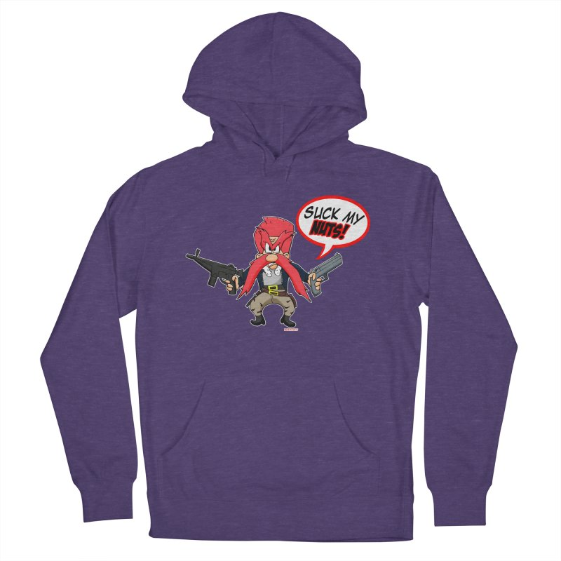 Abraham Sam Women's Pullover Hoody by doombxny's Artist Shop